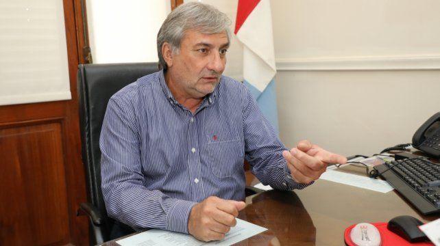 El ministro de Gestión Pública espera un pronto tratamiento de las leyes de emergencias