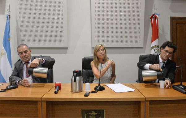 acusadores. Fiscales Guillermo Camporini