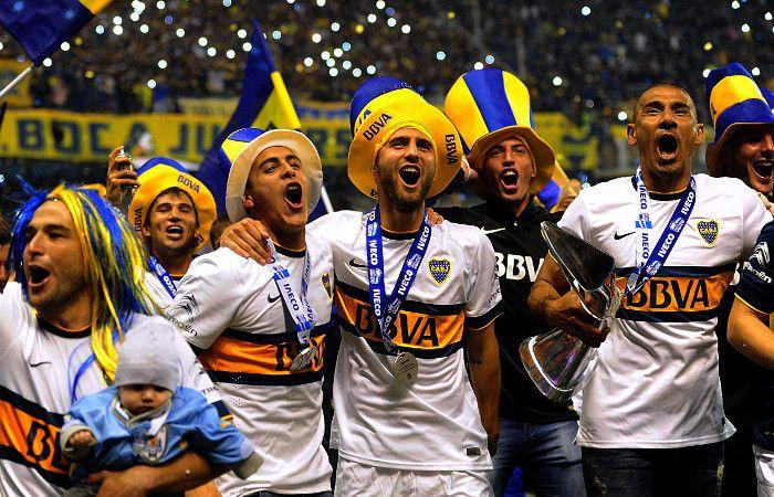 Boca se consagró campeón a una fecha del final.
