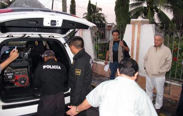 """Gómez Torres fue atacado anoche en un rancho de su propiedad conocido como """"La Mesa"""""""