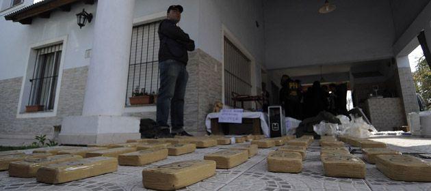 El gobernador se refirió a la detención de Milton Damario y Delfín Zacarías en causas vinculadas al delito narco.