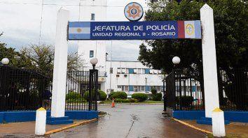 Pintón fue habilitado de la Jefatura de la Unidad Regional II entre 2007 y 2010.