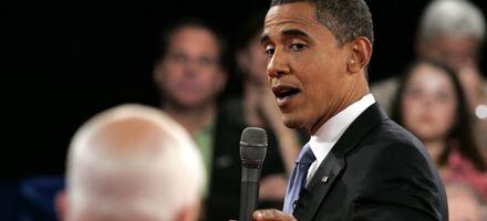 Según encuestas, Barack Obama mantiene su ventaja sobre John McCain