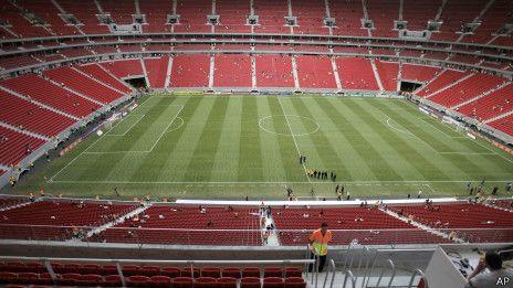 Estadios cada vez más vacíos