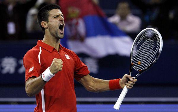 El serbio Djokovic superó a Murray y se quedó con el Masters 1000 de Shanghai