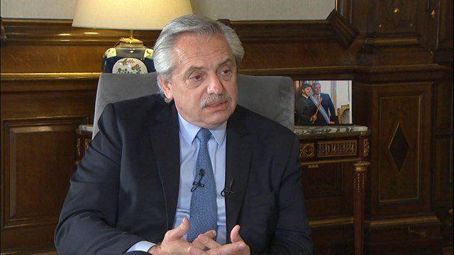 Alberto Fernández anunció dos bonos para los jubilados y el congelamiento de tarifas