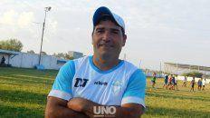 Rubén Souza continúa como director técnico de la Primera División de Nuevo Horizonte.
