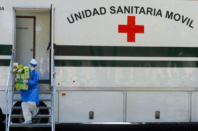 Rosario no registró muertes de coronavirus después de más de 20 días