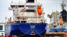 Río de La Plata: un marinero mató a dos superiores