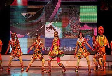 Sigue el éxito de Panam y Circo en el Teatro Astros