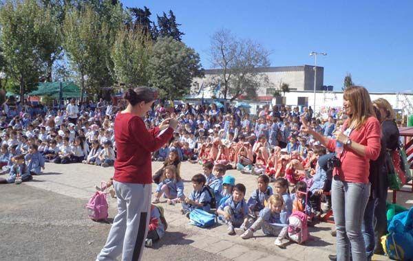 La Expo Niños de Casilda convocó a más de 15 mil chicos.