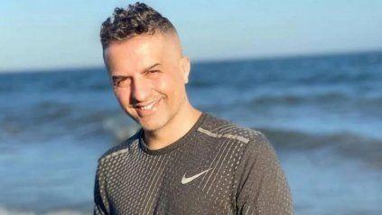 Ángel de Brito contó una escalofriante anécota que vivió cuando fue a la playa en Miami.