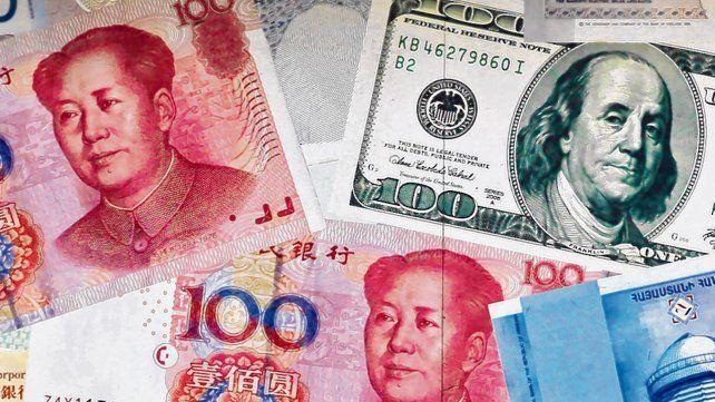 Cimbronazo. China tomó la decisión de devaluar su moneda en medio de la guerra comercial con EEUU.