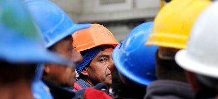Cortan el tránsito en Oroño y Córdoba por una protesta de la Uocra