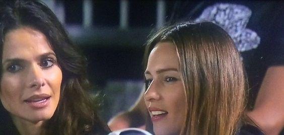 Pampita fue a ver a Mónaco en un partido de tenis del Master1000 de Miami.