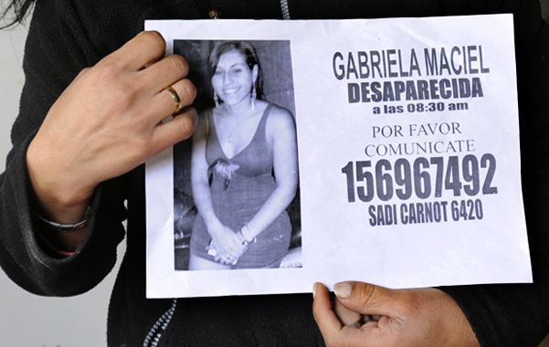 Desesperación. Gabriela tiene 17 años y es buscada por sus familiares desde el 20 de julio pasado.
