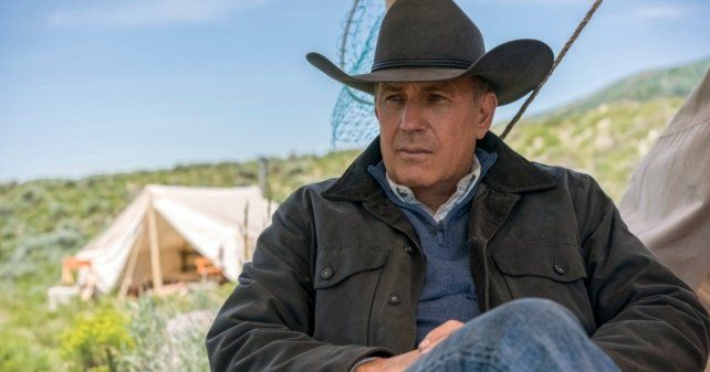 "Kevin Costner protagoniza la serie ""Yellowstone""."