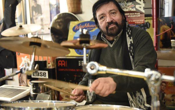 En su salsa. Rubén Lobo aportará su impronta rítmica en el show de hoy.