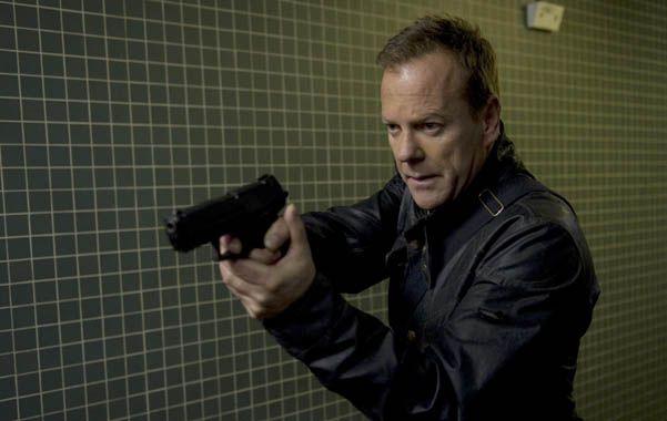 Ante una nueva amenaza. Kiefer Sutherland vuelve dar vida a Jack Bauer
