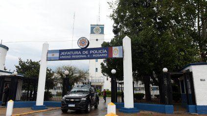 El comisario en juicio fue jefe de una división de la Jefatura de policía rosarina.