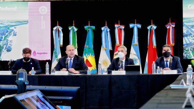 Comenzó la primera sesión del Consejo Federal de la Hidrovía Paraná-Paraguay