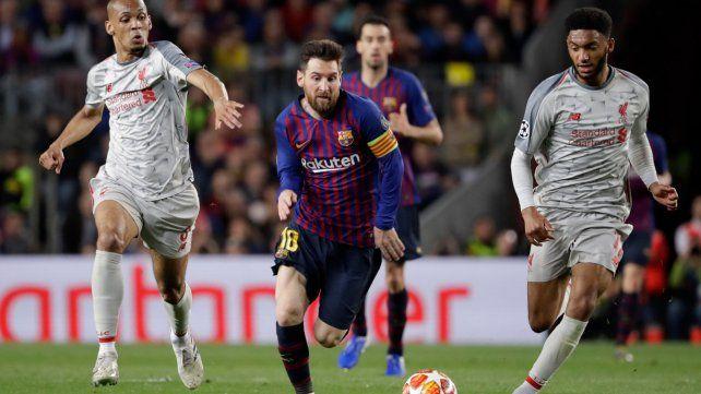 Ilusión. Messi y el sueño leproso.