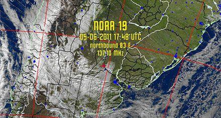 Las cenizas volcánicas llegarían hoy a Rosario, Córdoba y Buenos Aires