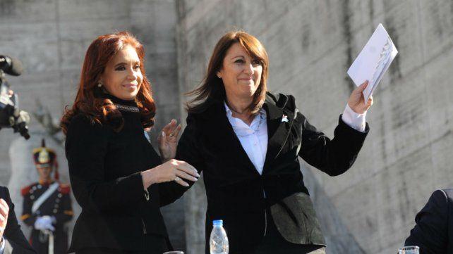Fein arremetió contra la ex presidenta por el narcotráfico