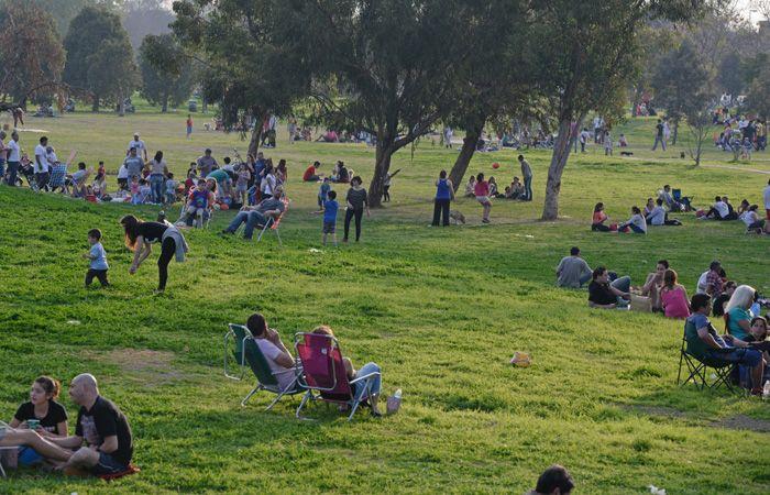 Los rosarinos podrán aprovechar un buen día al aire libre. (Foto: S. Salinas)