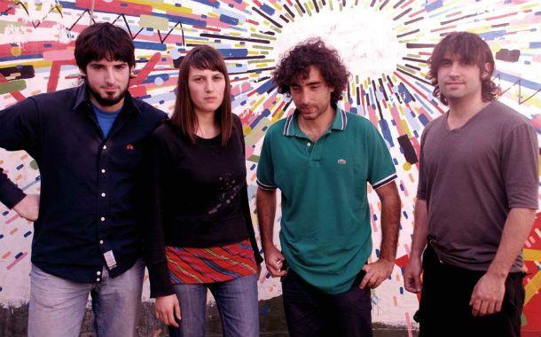 San Dimas. El grupo post-pop instrumental liderado por Leandro Macías ya tiene editados dos álbumes.