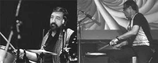 Rubén Lobo y Marcelo García