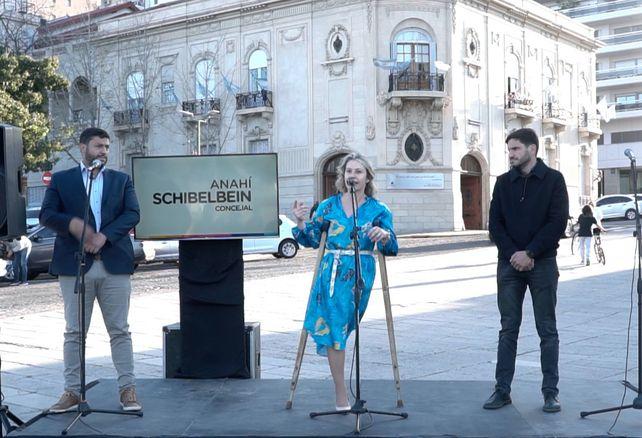 Schibelbein: Hacen campaña con la seguridad y no presentaron proyectos en 8 años