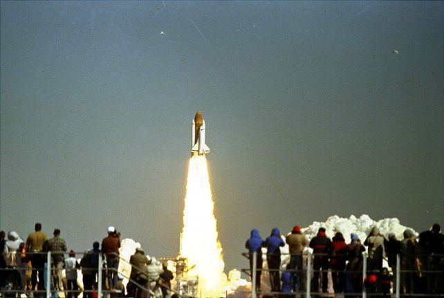 Netflix rescata la trágica historia de los astronautas del Challenger