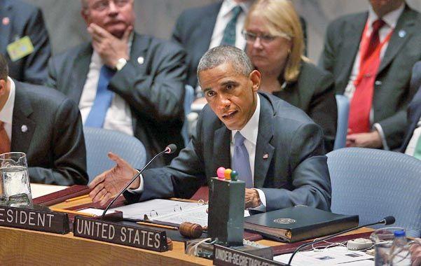 El jefe de la Casa Blanca aseguró ante la Asamblea General de la ONU que no se trata de una guerra contra el Islam.