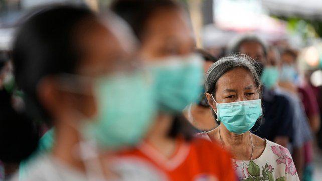 Qué se sabe sobre la variante mu del coronavirus