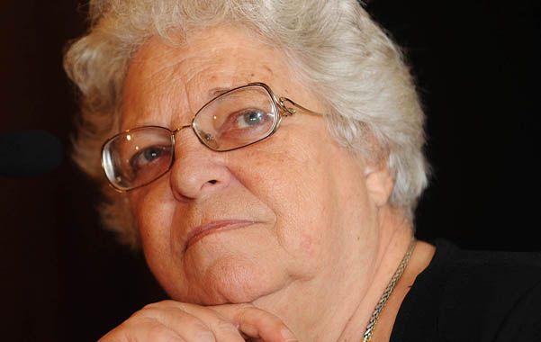 Luchadora. Argibay fue una defensora de la independencia judicial.