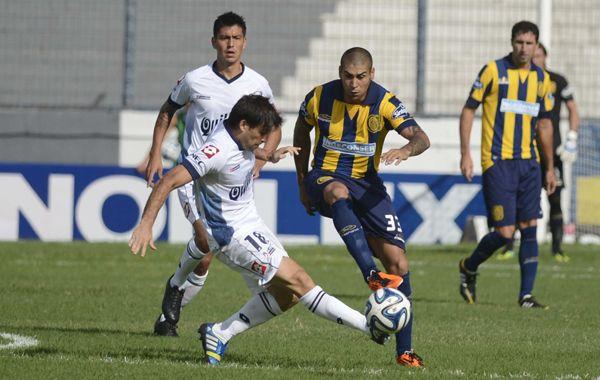 Central logró los 3 puntos en el debut del torneo Final. (Foto: H. Rio)