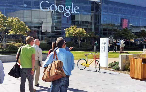 Informáticos. La entrada de Google en Silicon Valley.