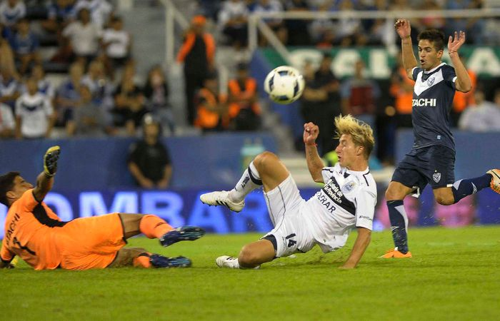 Vélez y Gimnasia suman nueve unidades en el grupo que es liderado por Rosario Central.