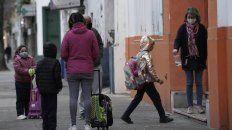 Las escuelas y colegios preparan la vuelta a la actividad presencial.