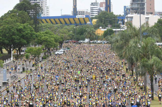 Maratón canalla con más de cinco mil corredores