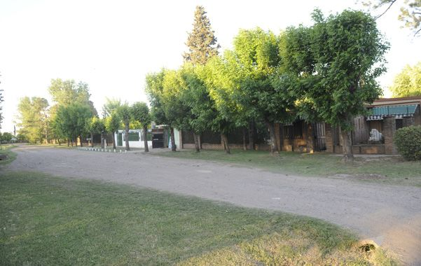 Villa Amelia. El barrio Los Pinos de la localidad situada al sur de Rosario fue escenario de uno de los atracos.