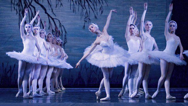 Tradición. El Ballet Bolshoi y el Mariinsky son garantía de excelencia.