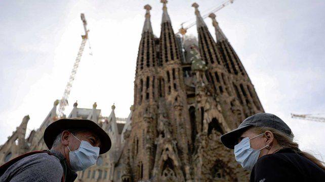 España registró mas de 25.400 casos de coronavirus en un día