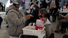 El operativo de vacunación marcha a paso lento pero firme.