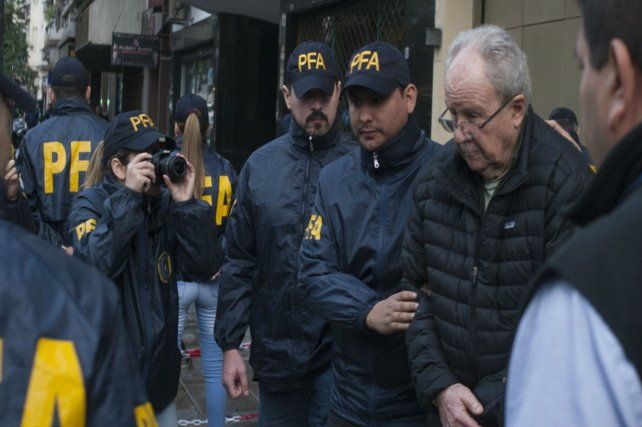 Detenido. Wagner acusó a Cristina Kirchner y recuperó la libertad.