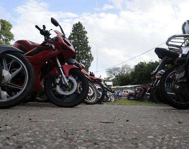 Rosario está cuarta en el ránking nacional de patentamientos de motos. (Foto: H. Rio)