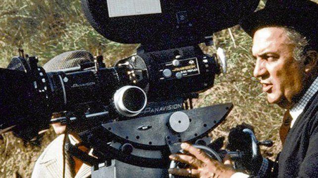 Acción. Federico Fellini filmó 24 películas y ganó cuatro premios Oscar.