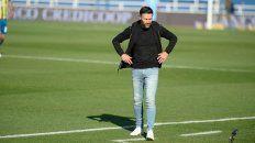 Cristian González debe administrar las cargas de sus futbolistas.
