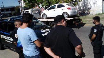 Secuestraron los dos primeros autos que funcionaban en Rosario bajo la modalidad Uber